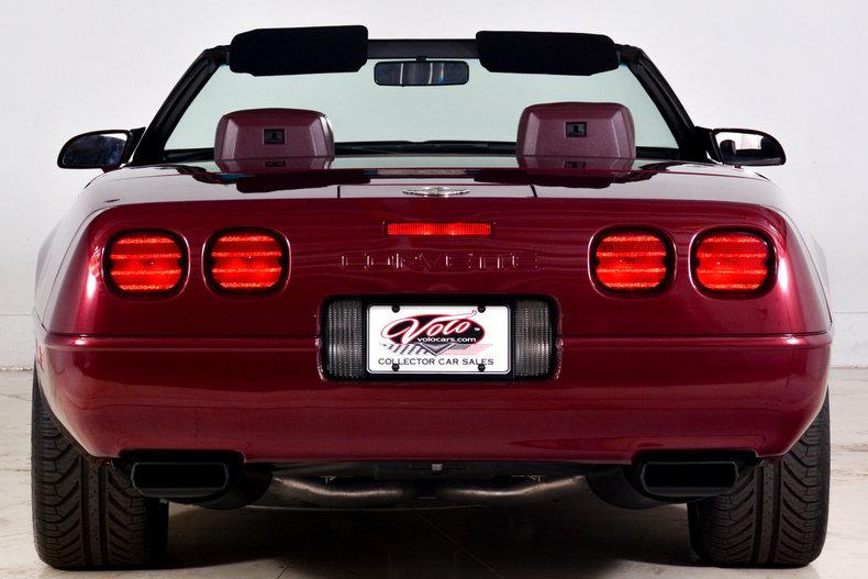1993 Chevrolet Corvette Image 25