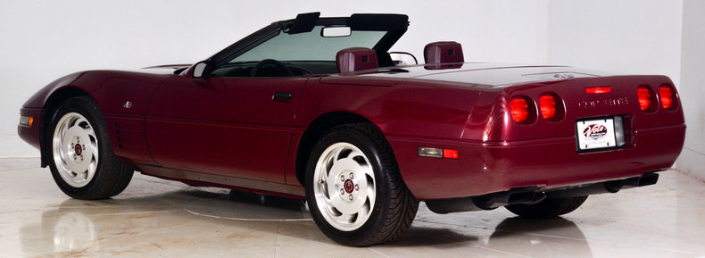 1993 Chevrolet Corvette Image 68