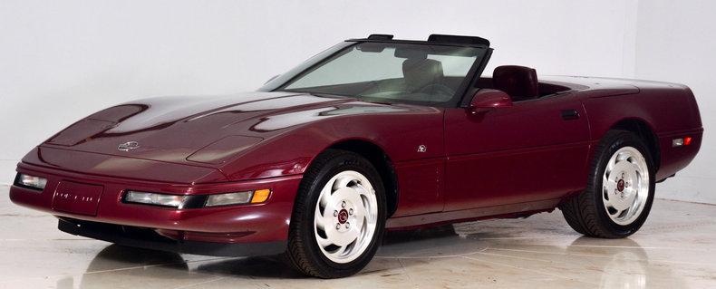 1993 Chevrolet Corvette Image 83