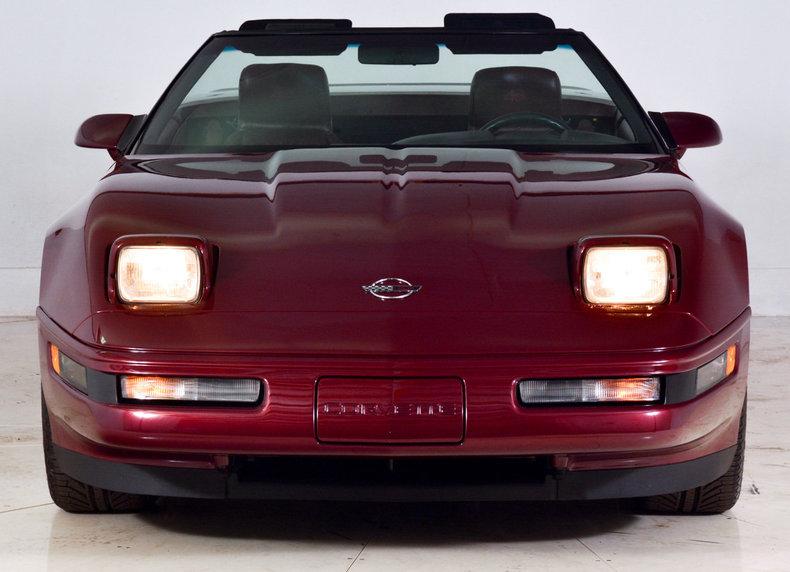 1993 Chevrolet Corvette Image 85