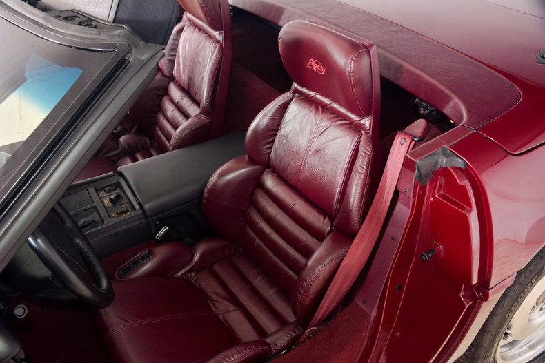 1993 Chevrolet Corvette Image 30
