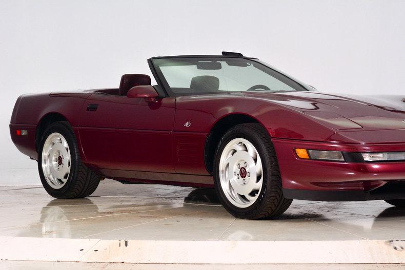 1993 Chevrolet Corvette Image 87