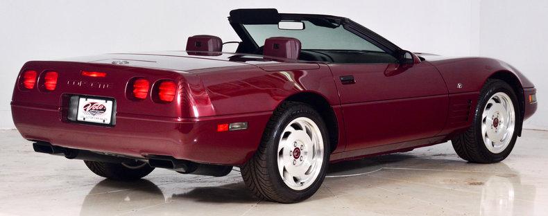 1993 Chevrolet Corvette Image 91