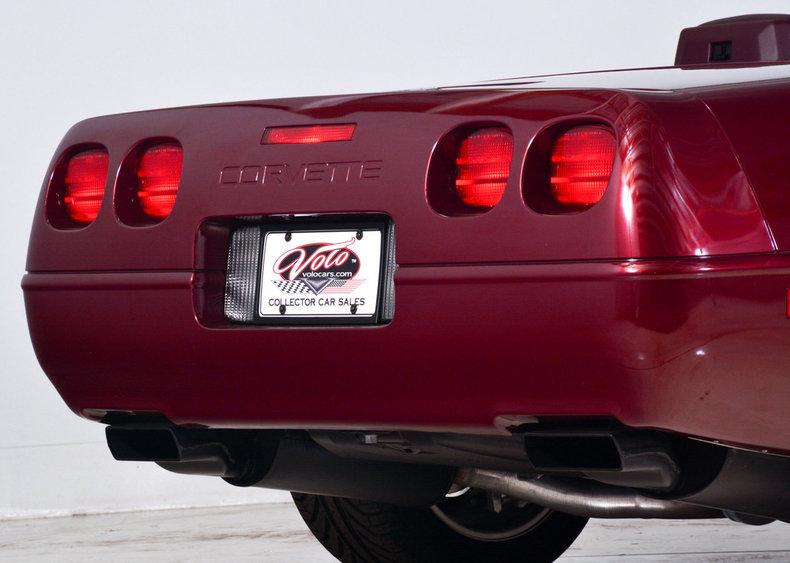 1993 Chevrolet Corvette Image 99