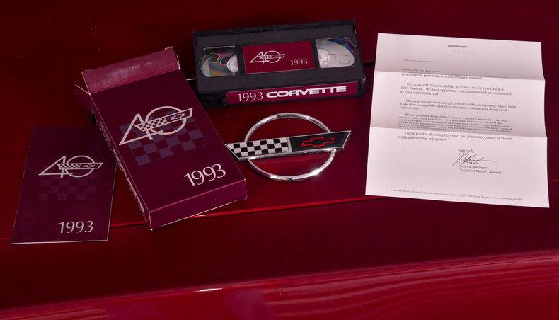 1993 Chevrolet Corvette Image 31
