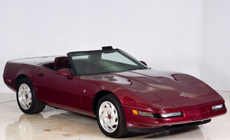 1993 Chevrolet Corvette Image 98