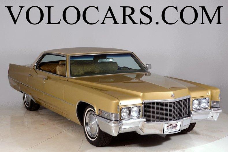 1970 Cadillac Sedan deVille Image 1