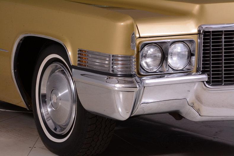 1970 Cadillac Sedan deVille Image 14