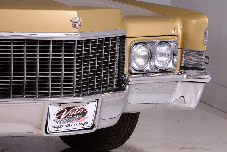 1970 Cadillac Sedan deVille Image 19