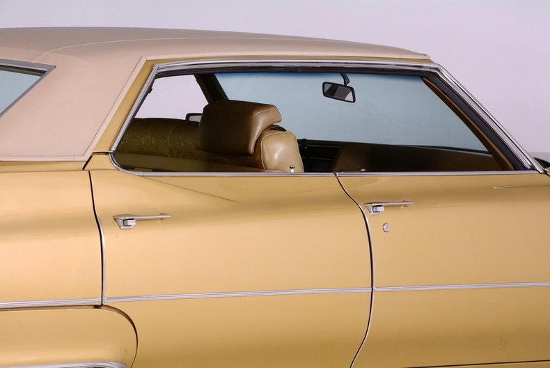 1970 Cadillac Sedan deVille Image 22