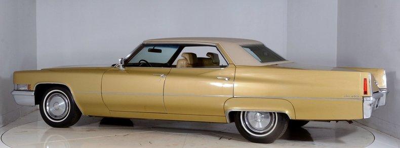 1970 Cadillac Sedan deVille Image 33