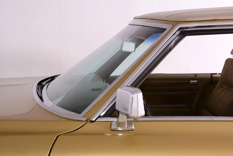 1970 Cadillac Sedan deVille Image 38