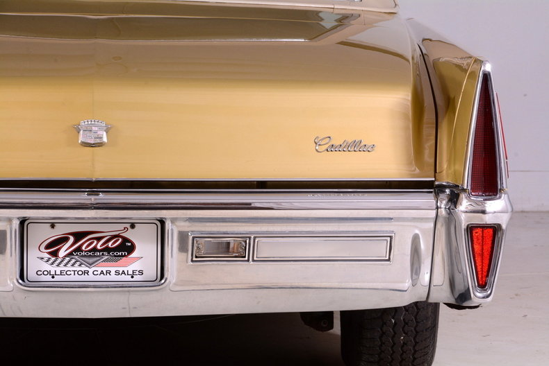 1970 Cadillac Sedan deVille Image 46