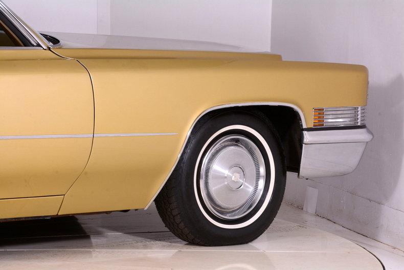 1970 Cadillac Sedan deVille Image 55