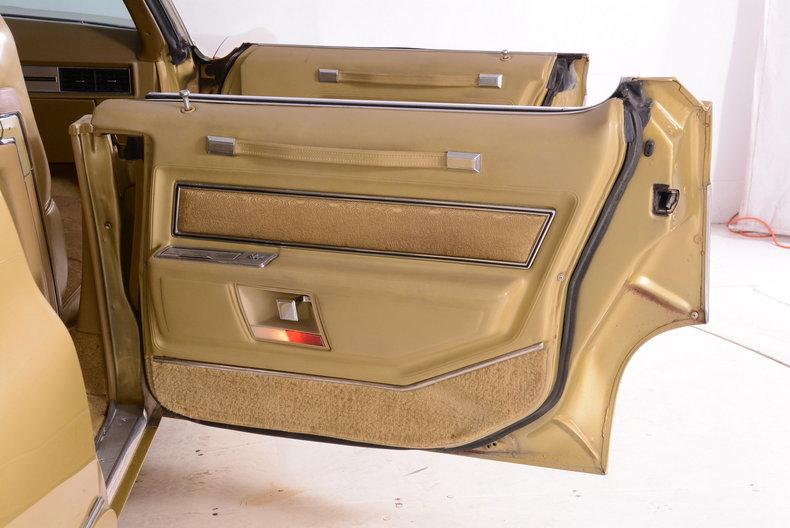 1970 Cadillac Sedan deVille Image 60