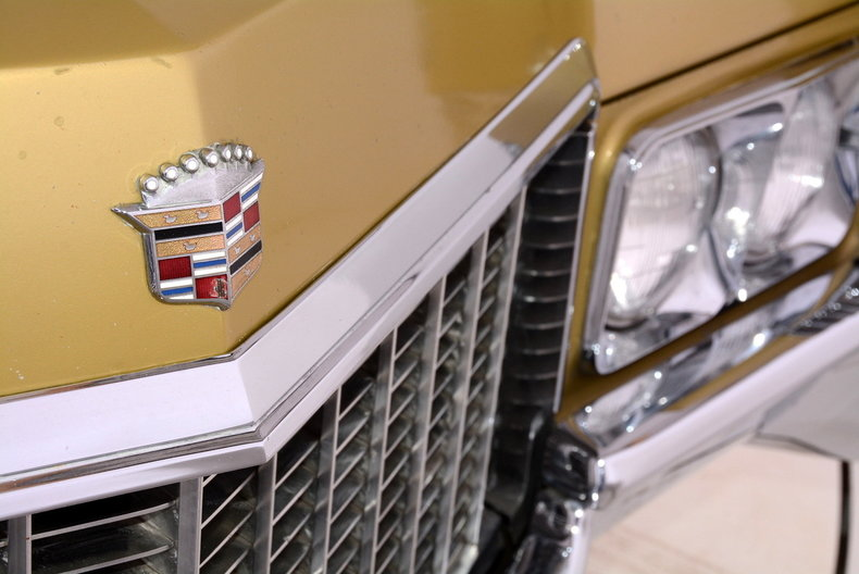 1970 Cadillac Sedan deVille Image 65