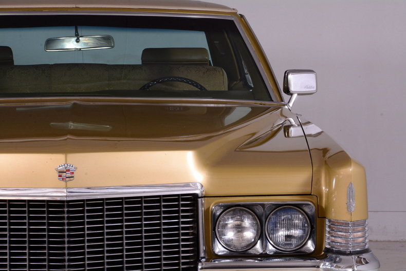 1970 Cadillac Sedan deVille Image 68