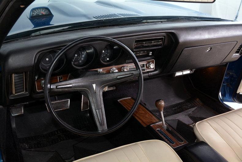 1969 Pontiac GTO Image 2