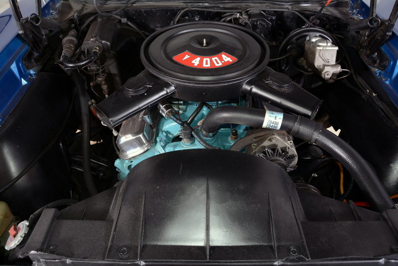 1969 Pontiac GTO Image 38