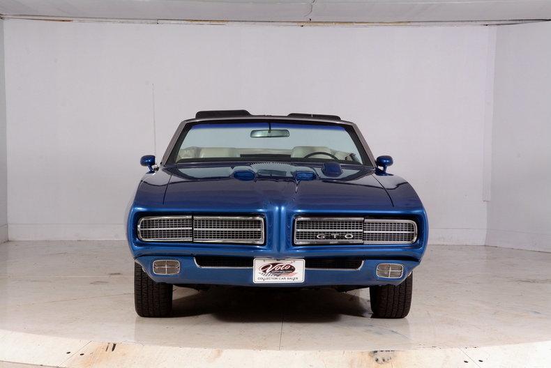 1969 Pontiac GTO Image 51