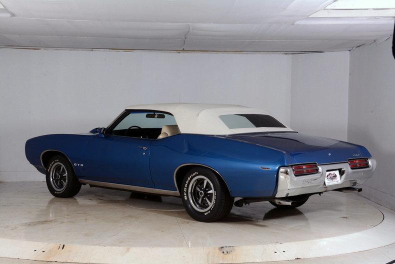 1969 Pontiac GTO Image 56
