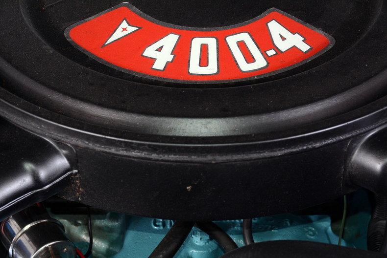1969 Pontiac GTO Image 58