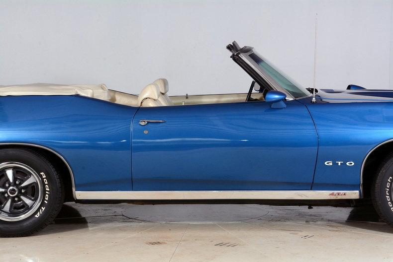 1969 Pontiac GTO Image 64