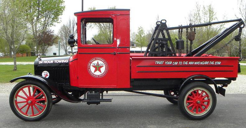 1925 Ford Model TT Image 4