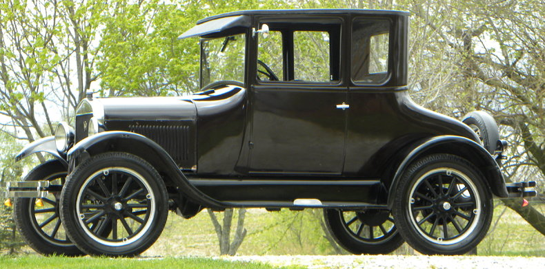 1927 Ford Model T Image 2
