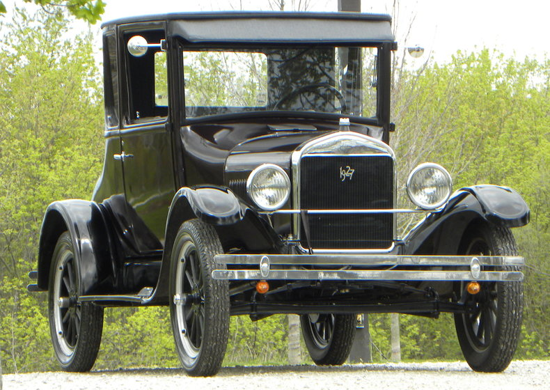 1927 Ford Model T Image 6