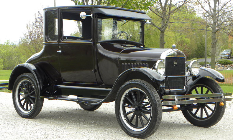 1927 Ford Model T Image 9