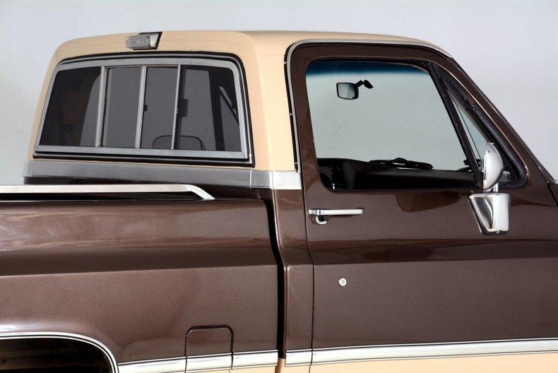 1984 Chevrolet Silverado Image 9