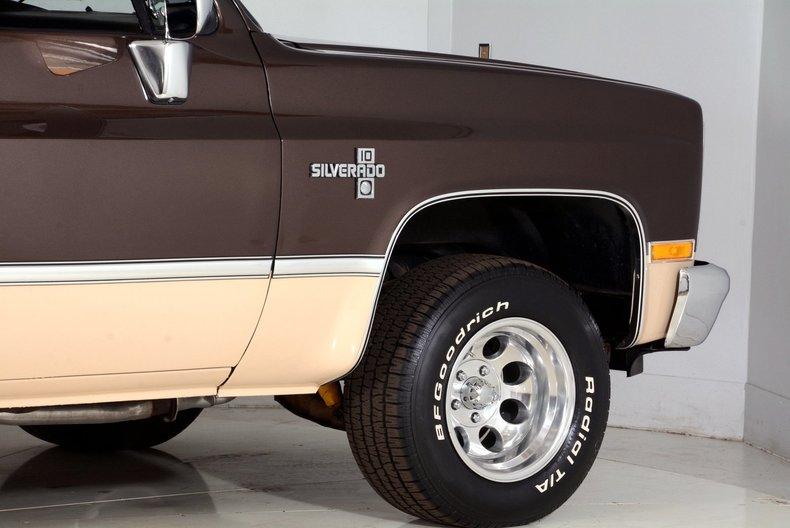 1984 Chevrolet Silverado Image 22