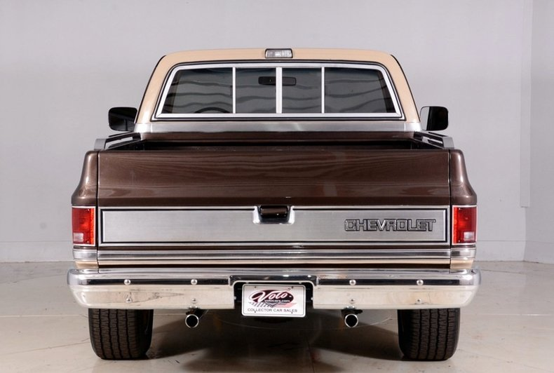 1984 Chevrolet Silverado Image 25