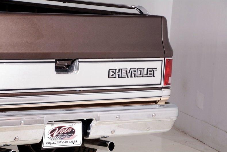 1984 Chevrolet Silverado Image 28