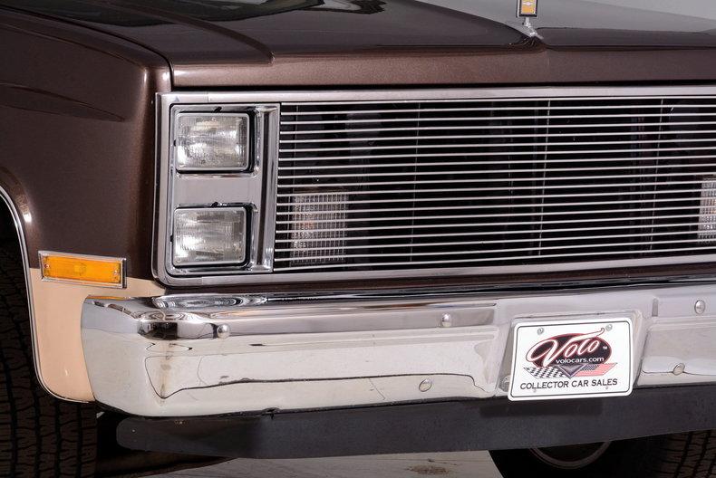 1984 Chevrolet Silverado Image 31