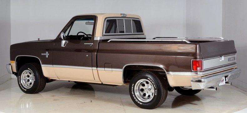 1984 Chevrolet Silverado Image 33