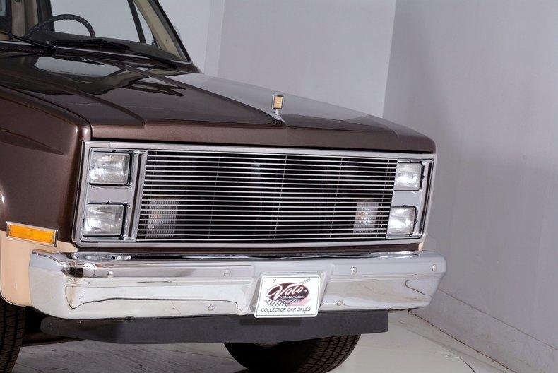 1984 Chevrolet Silverado Image 43