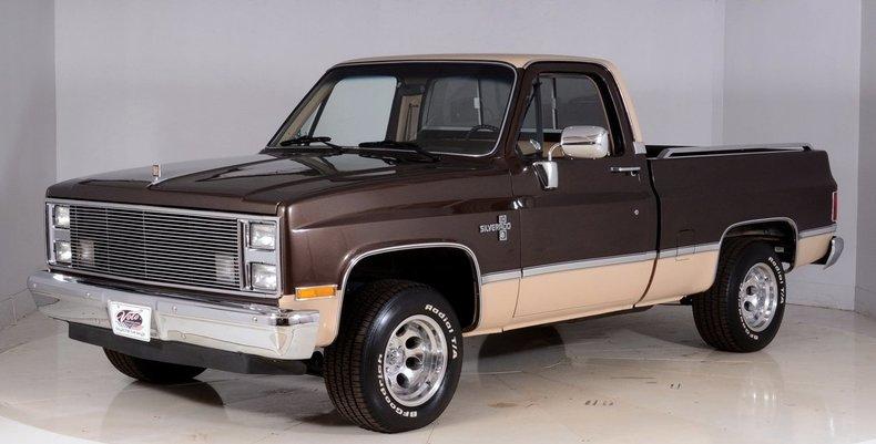 1984 Chevrolet Silverado Image 49
