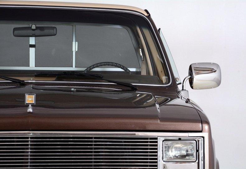 1984 Chevrolet Silverado Image 54