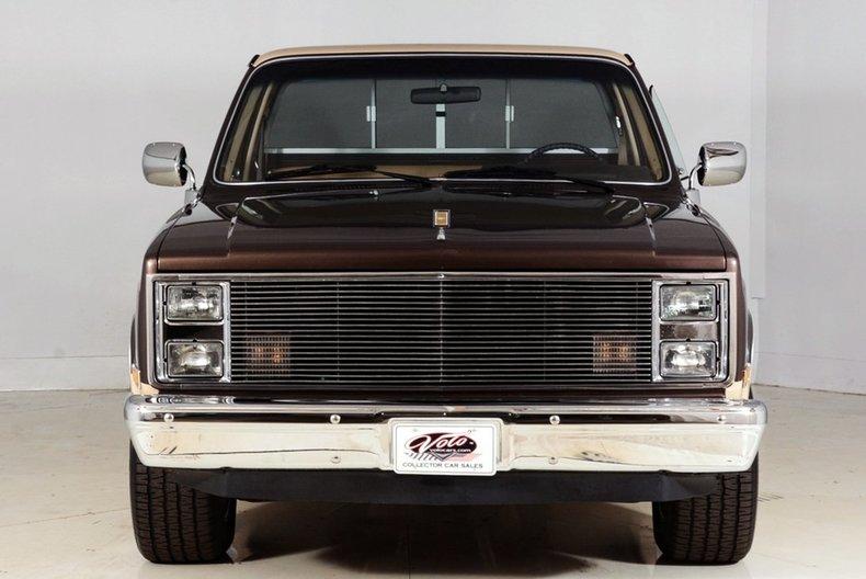 1984 Chevrolet Silverado Image 57