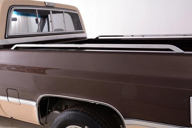 1984 Chevrolet Silverado Image 62