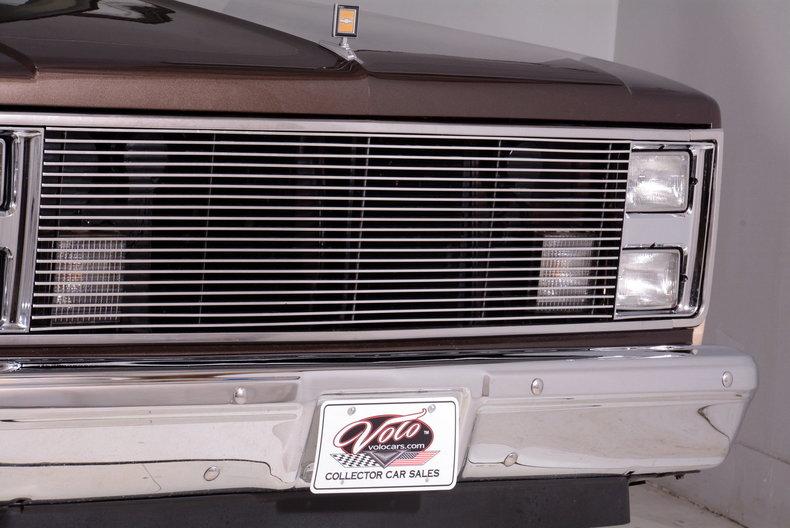 1984 Chevrolet Silverado Image 64