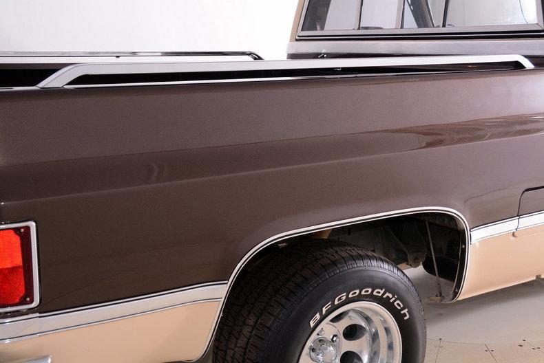1984 Chevrolet Silverado Image 66