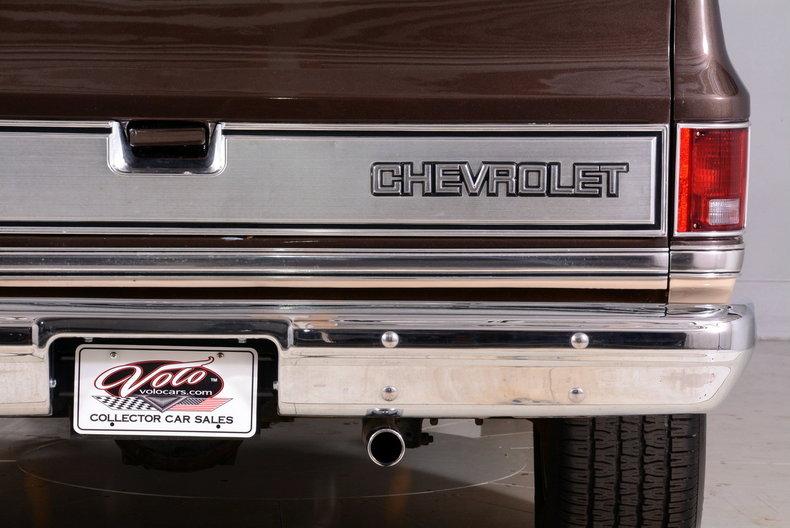 1984 Chevrolet Silverado Image 68