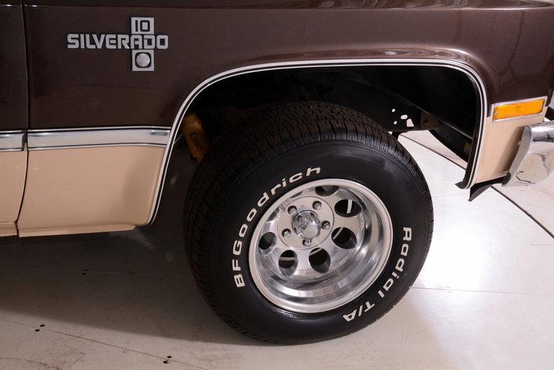1984 Chevrolet Silverado Image 71