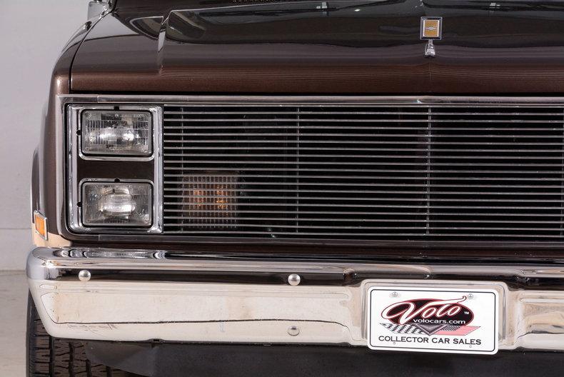 1984 Chevrolet Silverado Image 73
