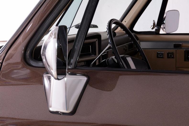 1984 Chevrolet Silverado Image 79
