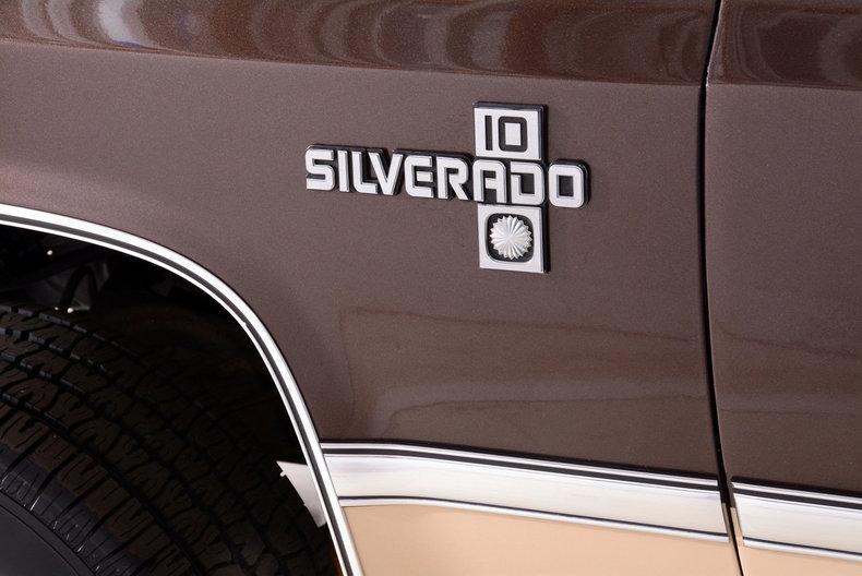 1984 Chevrolet Silverado Image 83