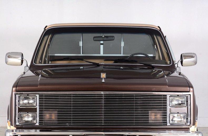 1984 Chevrolet Silverado Image 84